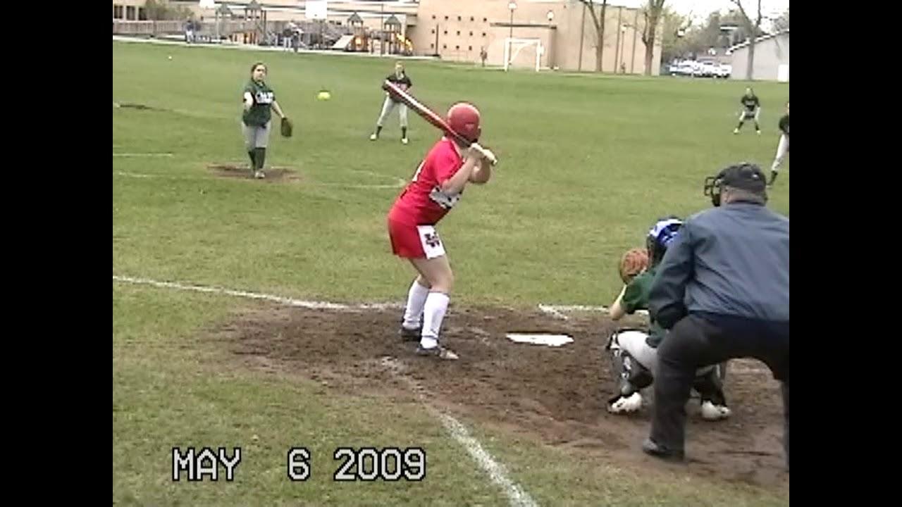 Chazy - Willsboro Softball  5-6-09