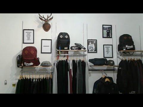 Desain Ruang Distro Minimalis Design Room Distro Simple Youtube