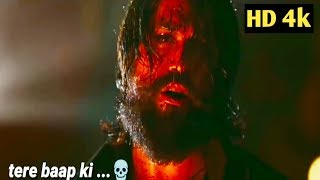 kgf movie scene whatsapp status video(Hindi) | Kgf movie best dialogue collection