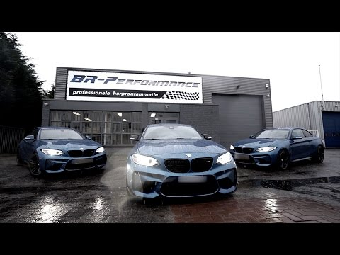 3x bmw m2 stage 2 by br performance youtube. Black Bedroom Furniture Sets. Home Design Ideas