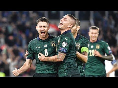 Highlights: Italia-Grecia 2-0 (12 ottobre 2019)
