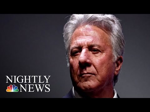 Three Dustin Hoffman Accusers Speak Out In Exclusive   NBC Nightly