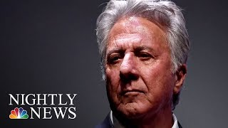 Three Dustin Hoffman Accusers Speak Out In Exclusive Interview | NBC Nightly News