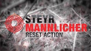 STEYR MANNLICHER SM12 Reset Action