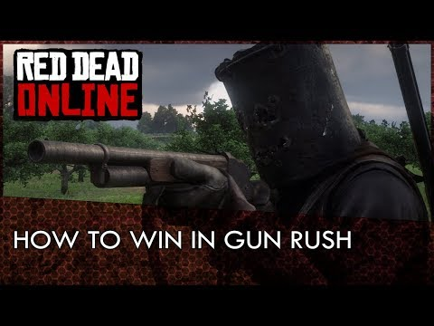 Red Dead Online: Gun Rush Tips And Tricks