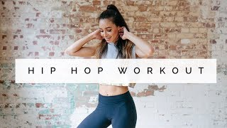 One of Danielle Peazer's most viewed videos: HIP HOP DANCE WORKOUT | BEGINNERS | Danielle Peazer