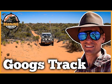 Googs Track South Australia - 4wd Solo Touring