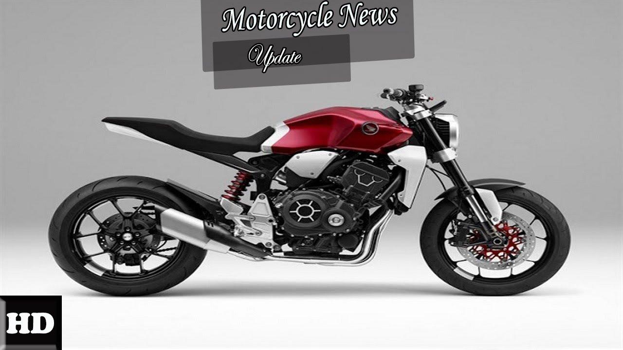 All New Honda CB1000R Model 2018 Spec Price