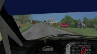 Richard Burns Rally Opel Corsa S1600 Onboard Pian del Colle