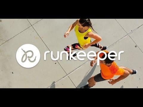 Runkeeper App Store Promo Android v5