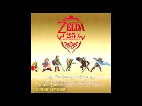 The Legend of Zelda 25th Anniversary Special Orchestra CD