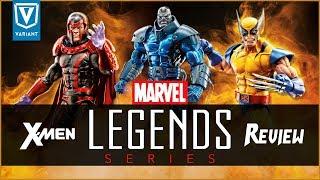 Marvel Legends X-Men Apocalypse BAF Wave Review