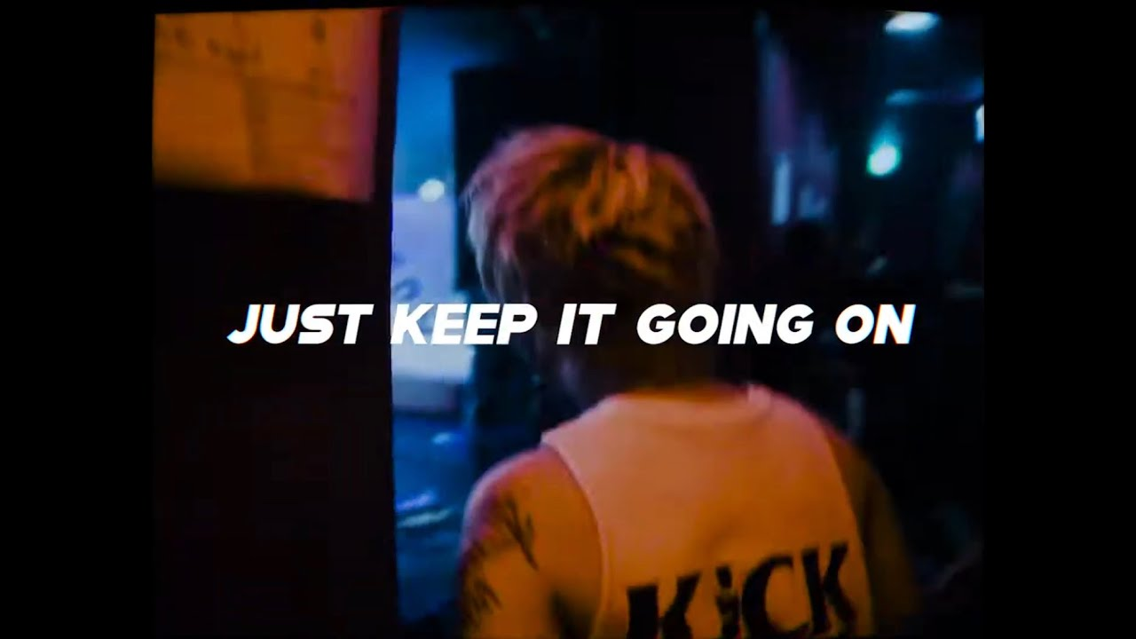 "SETTLE ON ""Just keep it going on""Official Music Video"