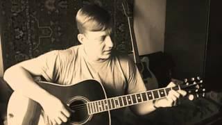 Темная ночь (разбор на гитаре/guitar cover)