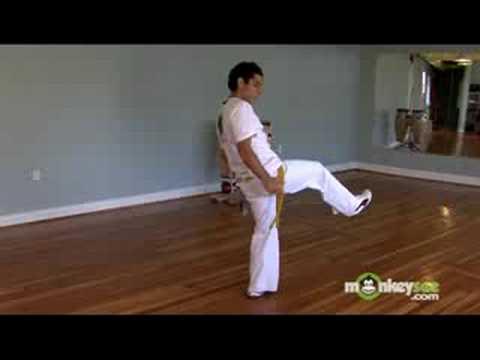 Capoeira - Acrobatics - Achutato