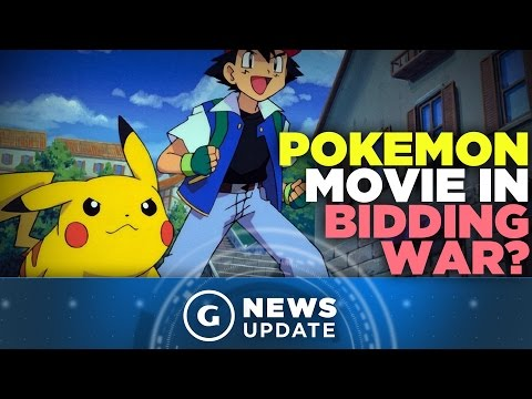 Pokemon Movie Rights Reportedly in the Midst of a Bidding War - GS News Update