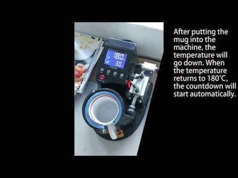 How to Use Eco Pneumatic Mug Press