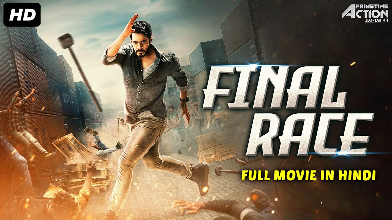 Download FINAL RACE - Hindi Dubbed Full Action Romantic Movie |South Indian Movies Dubbed In Hindi Full Movie