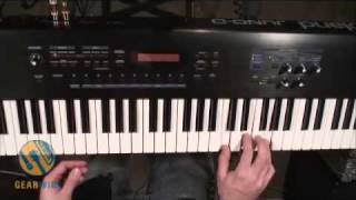 Roland Juno-D Walkthru, Part One