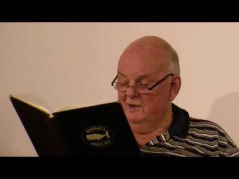 Poetry reading by Les A Murray AO