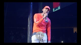 Chris Brown Killing the Hot 97 'Hot For The Holidays' Concert