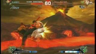 Super Street Fighter 4 - Gameplay Video 15