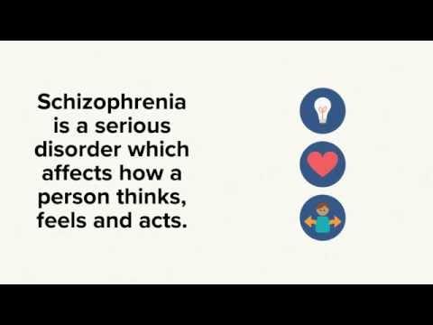 Schizophrenia - A Quick Intro