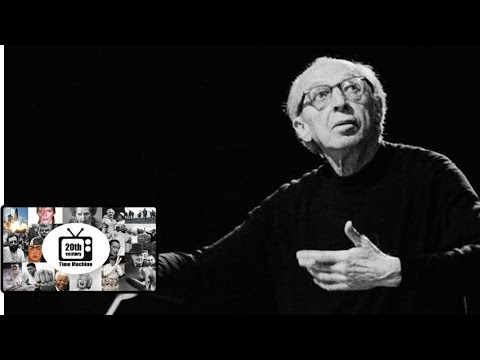 A Portrait of Aaron Copland and American Musical History (1975).