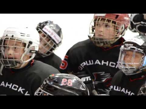 """Фильм """"Хоккей - это больше, чем игра!"""" ХК """"Оршанские Ястребы"""" 2005 г.р. г. Орша"""