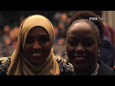 FIFA Conference for Equality and Inclusion - EXCLUSIVE