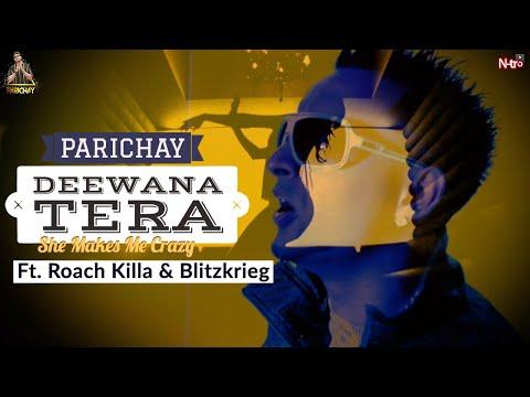 Parichay - Deewana Tera (She Makes Me Crazy) ft. Roach Killa & Blitz [Official Music Video]