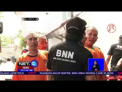 BNN Sita 30 Ribu Ekstasi & 38 Kg Sabu - NET12 Mp3