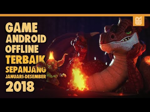 10 Game Android Offline Terbaik 2018