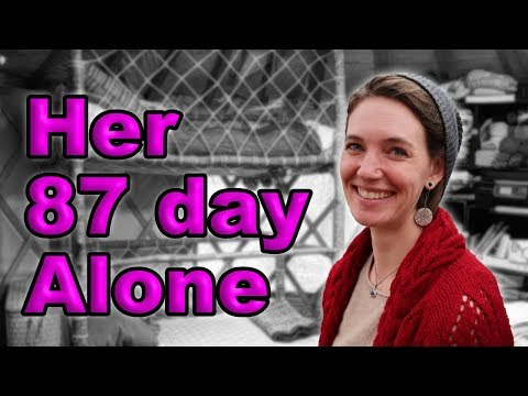 Jami Fowler's 87 days Alone Off Grid With 2 Kids (87 days Ep.12)