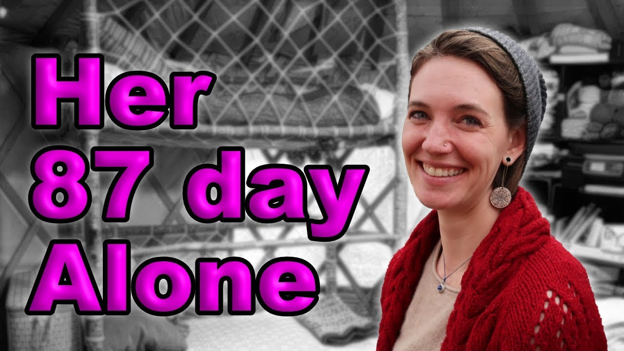 Jami Fowler's 87 days Alone Off Grid With 2 Kids (87 days Ep 12)