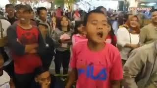 Bocah nyanyi bikin ngakak penonton #Angklun Carehal Malioboro#Story wa Banyu langit