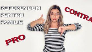 Parerea mea despre Referendumul pentru familie