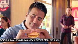 Emrah Koş Arabanı Çiziyorlar - McDonald's Reklamı