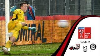 USK Maximarkt Anif : SK Sturm Graz 1:2 (1:0)