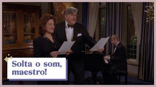 Gilmore Girls - Richard e Emily homenageando Rory