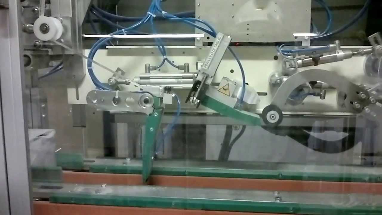 italpack packaging machine