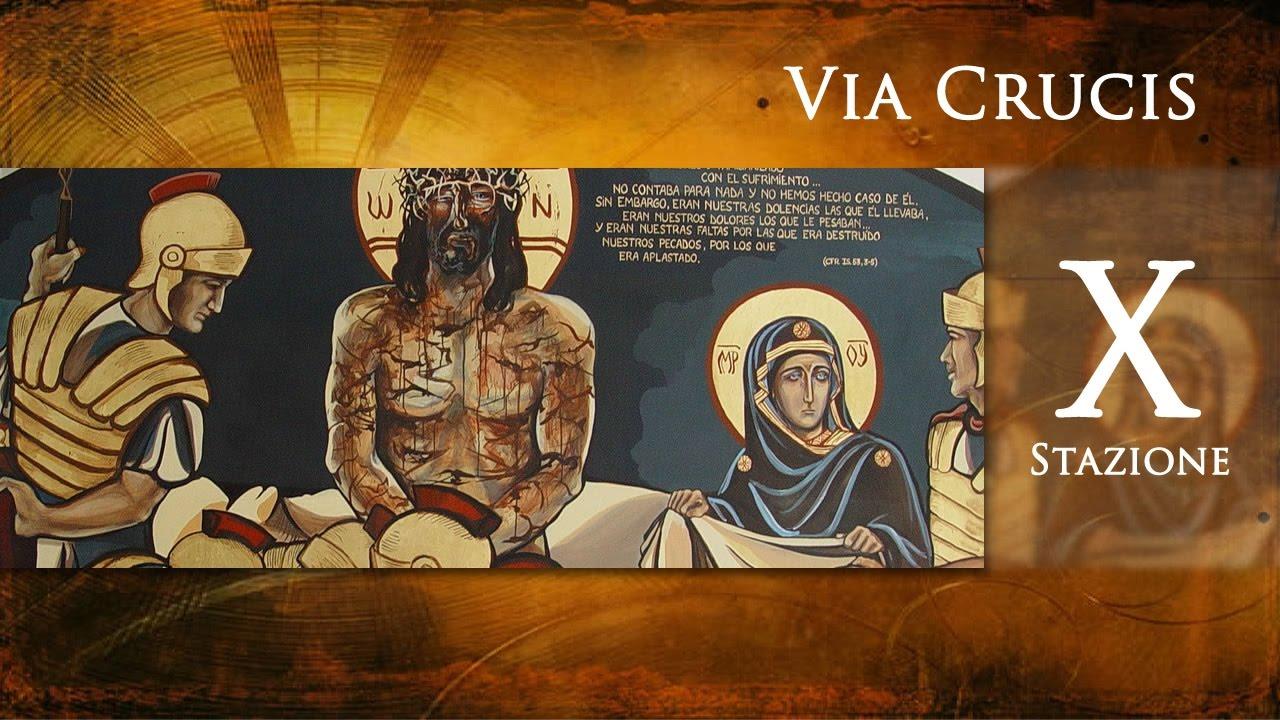 Risultati immagini per Immagini X stazione via crucis