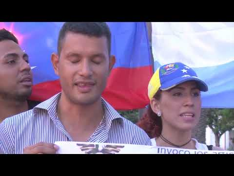 Maique huyó de Venezuela