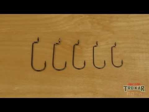Eagle Claw TroKar TK100 Worm Hook
