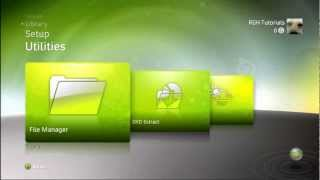 How to Copy Games in Freestyle Dash - RGH/Jtag Xbox 360