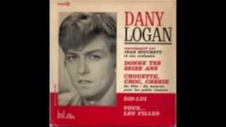 DANY LOGAN.... donne tes 16 ans   ( 1963 )