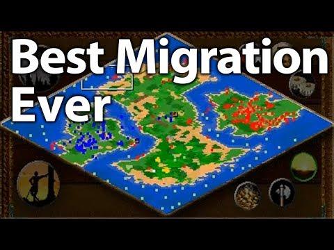 Best Migration EVER!
