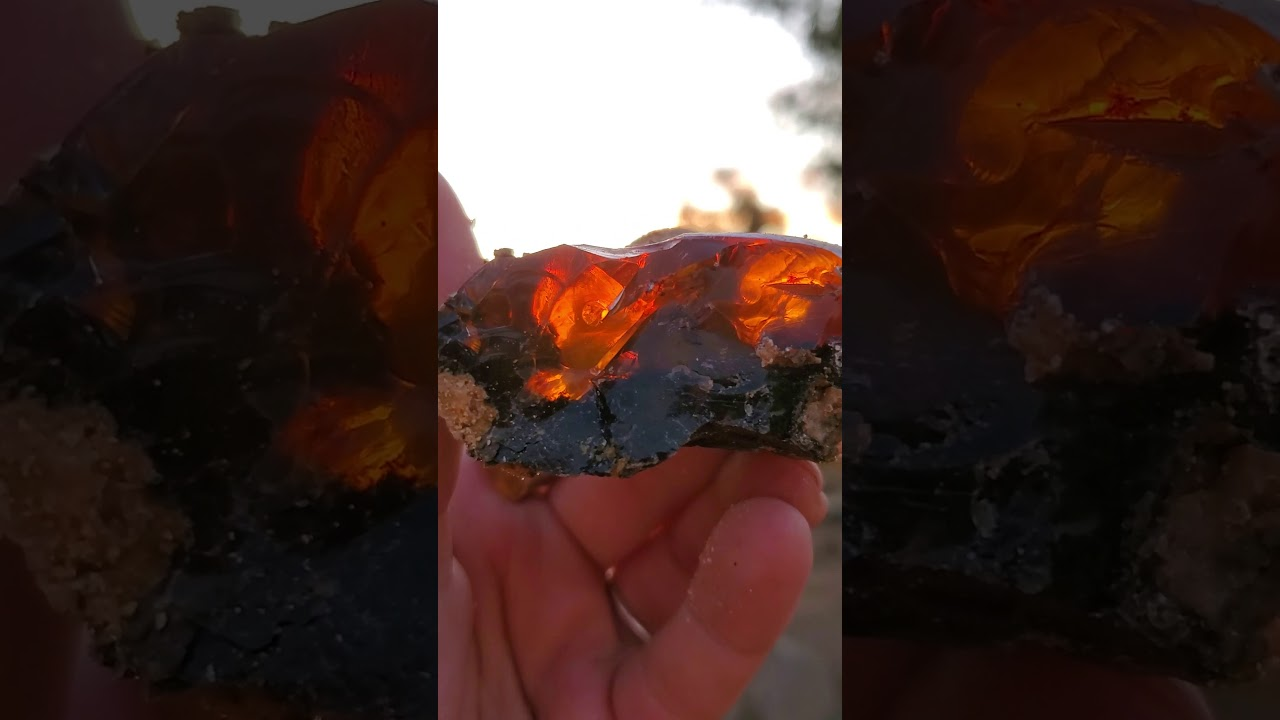 Juniper Ridge Fire Opals summer 2019