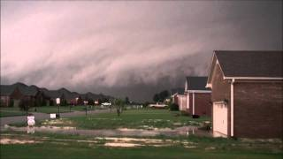 HUGE Hackleburg Tornado, April 27, 2011, EF-5