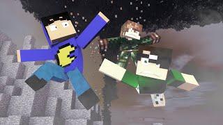 Minecraft: TORNADO NO MINECRAFT! (Build Battle)